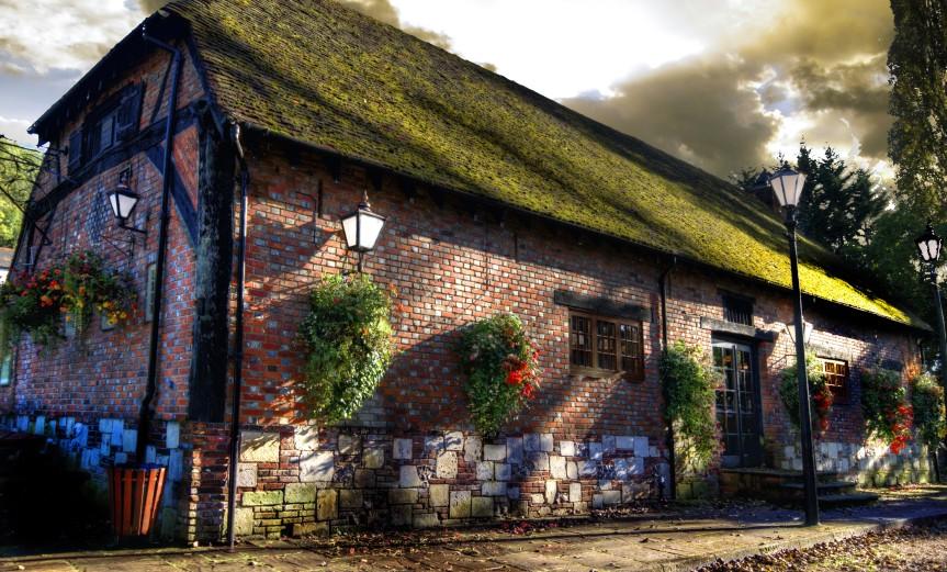 The Lone Barn