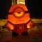 Minion Jack O'Lantern