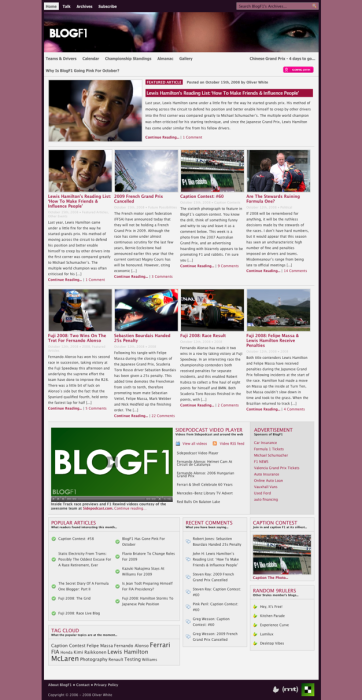 BlogF1 v7 Pink
