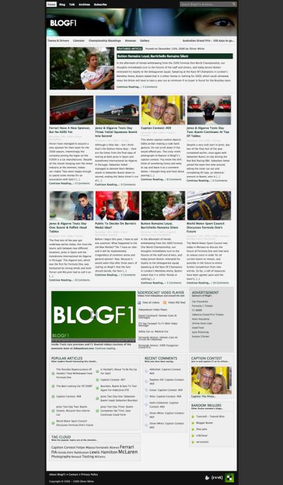 BlogF1 v7