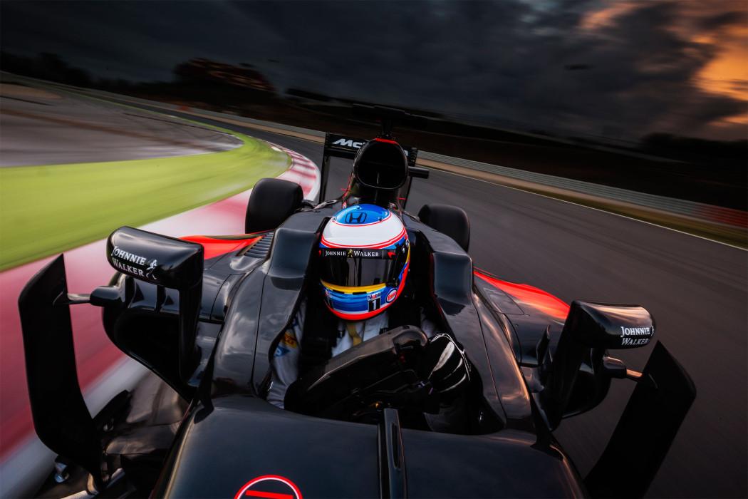 Alonso Testin - 2016