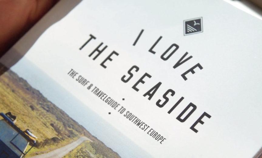 I Love The Seaside Book