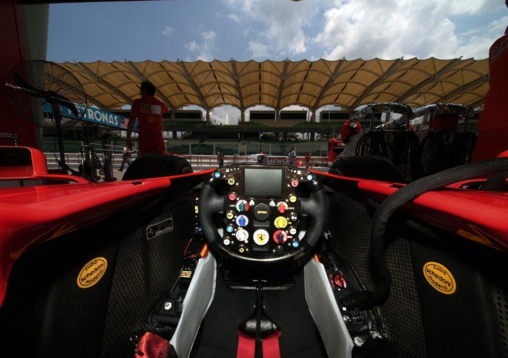 Ferrari - Sepang 2004