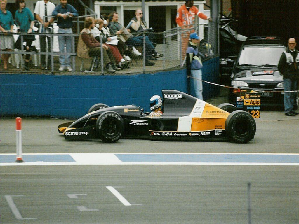 Zanardi, 1992