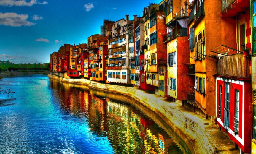 Canals Of Colour