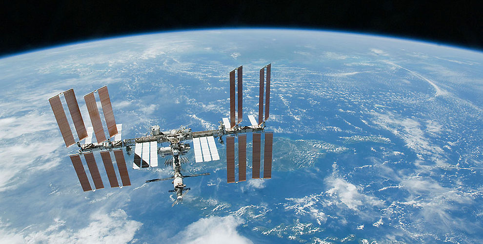 ISS (from Endeavour)