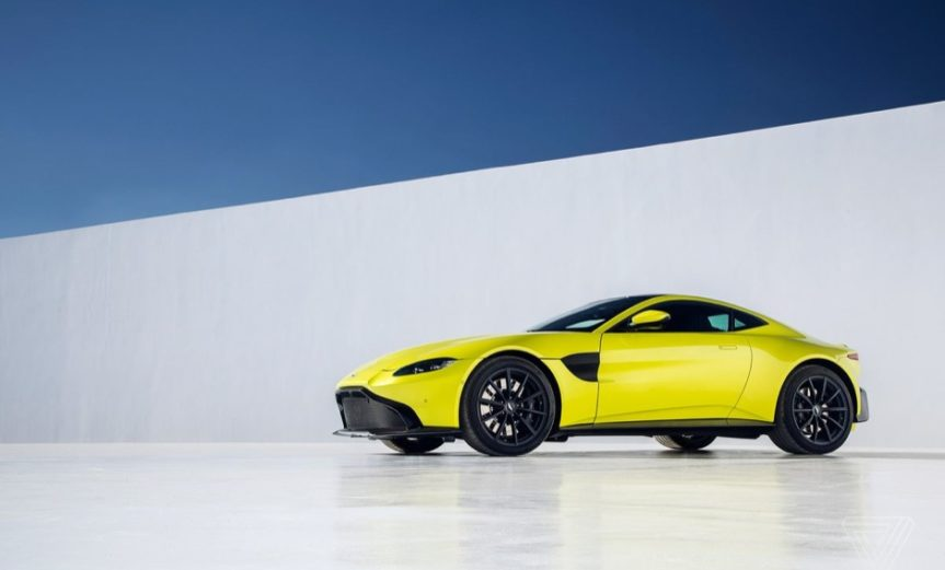 Aston Martin Vantage