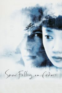 "Poster for the movie ""Snow Falling on Cedars"""