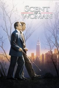 "Poster for the movie ""Scent of a Woman"""