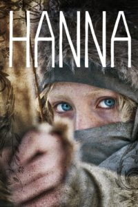"""Poster for the movie """"Hanna"""""""