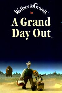 "Poster for the movie ""A Grand Day Out"""