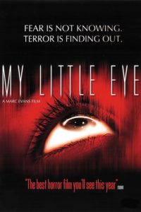 """Poster for the movie """"My Little Eye"""""""