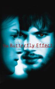 "Poster for the movie ""The Butterfly Effect"""