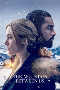 """Poster for the movie """"The Mountain Between Us"""""""