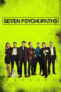 "Poster for the movie ""Seven Psychopaths"""