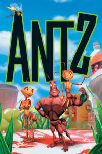 "Poster for the movie ""Antz"""