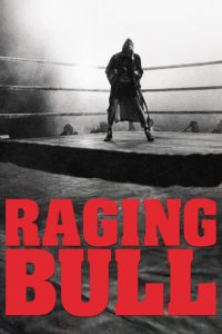 "Poster for the movie ""Raging Bull"""