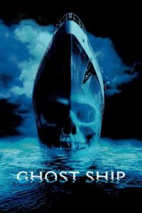 """Poster for the movie """"Ghost Ship"""""""