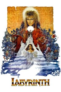 """Poster for the movie """"Labyrinth"""""""