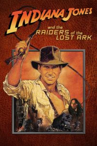 """Poster for the movie """"Raiders of the Lost Ark"""""""