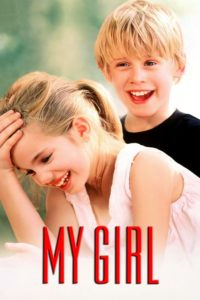 """Poster for the movie """"My Girl"""""""