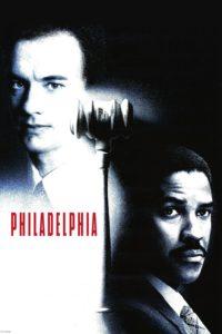 """Poster for the movie """"Philadelphia"""""""