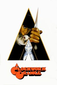 "Poster for the movie ""A Clockwork Orange"""