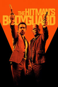 """Poster for the movie """"The Hitman's Bodyguard"""""""