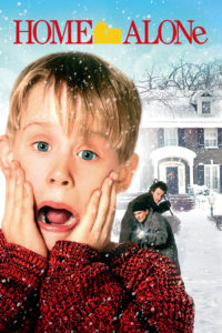 """Poster for the movie """"Home Alone"""""""