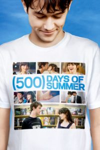 """Poster for the movie """"(500) Days of Summer"""""""