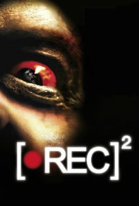 "Poster for the movie ""[REC]²"""