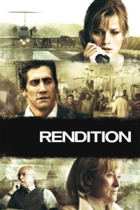 """Poster for the movie """"Rendition"""""""