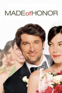 """Poster for the movie """"Made of Honor"""""""