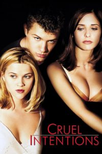 "Poster for the movie ""Cruel Intentions"""