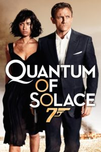"""Poster for the movie """"Quantum of Solace"""""""
