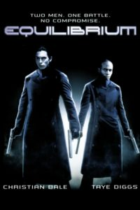 """Poster for the movie """"Equilibrium"""""""