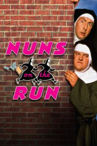 """Poster for the movie """"Nuns on the Run"""""""