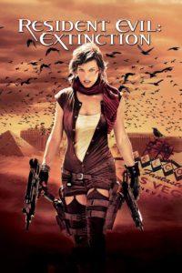 """Poster for the movie """"Resident Evil: Extinction"""""""