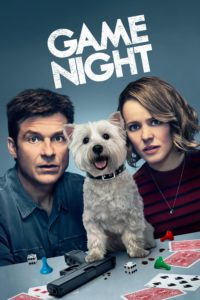 """Poster for the movie """"Game Night"""""""