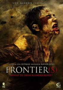 """Poster for the movie """"Frontier(s)"""""""