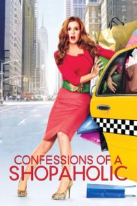 "Poster for the movie ""Confessions of a Shopaholic"""