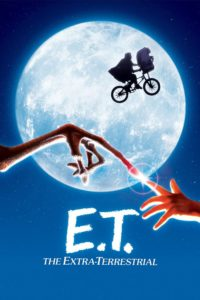"""Poster for the movie """"E.T. the Extra-Terrestrial"""""""