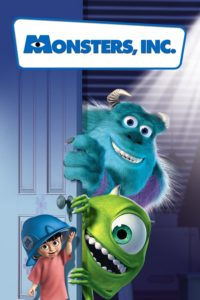 """Poster for the movie """"Monsters, Inc."""""""