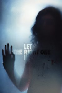 """Poster for the movie """"Let the Right One In"""""""