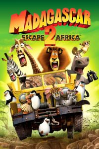 """Poster for the movie """"Madagascar: Escape 2 Africa"""""""