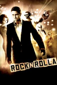 """Poster for the movie """"RockNRolla"""""""
