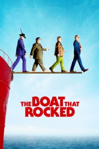 "Poster for the movie ""The Boat That Rocked"""