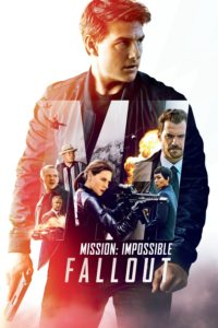 """Poster for the movie """"Mission: Impossible - Fallout"""""""