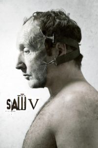 "Poster for the movie ""Saw V"""