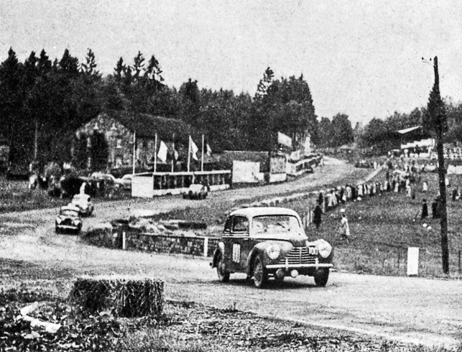 Eau Rouge 1948